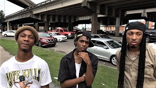 NEW ORLEANS HOOD INTERVIEW WITH LOCALS / PARADE