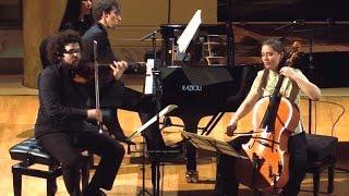 Trio Gaspard: Antonín Dvořak, Trio #4 in mi minore