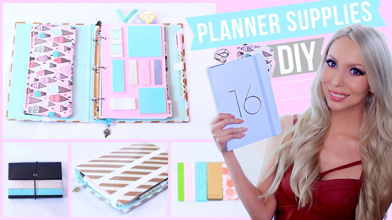 DIY Planner Supplies!