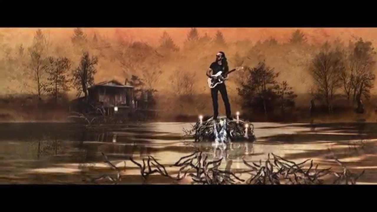 Voodoo Hill Feat. Glenn Hughes — Waterfall Lyric Video (Official / New / Studio Album / 2015)