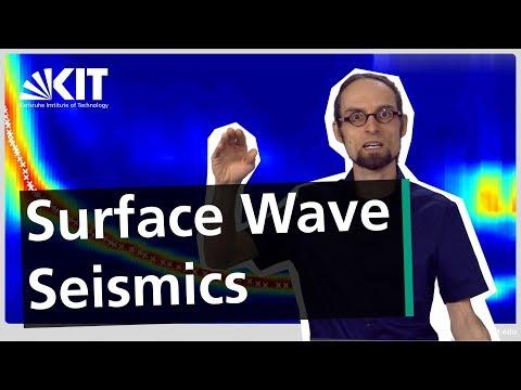 Basic Geophysics: Surface Wave Seismics
