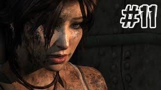 Tomb Raider (2013) - Gameplay Walkthrough Part 11 - Open Wounds (Hard)