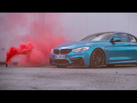 Jp Performance Bmw M4 Car Porn I M Blue Youtube