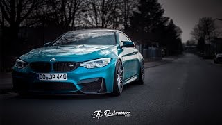 JP Performance BMW M4 Car Porn [I`m blue]