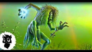 5 Ужасных Монстров Славянской Мифологии [Черный Кот]