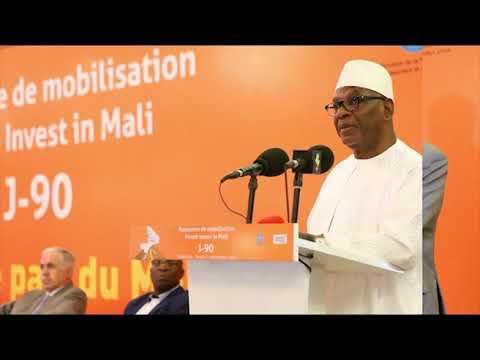 Invest In Mali 2017