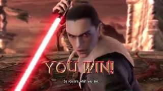 Soulcalibur IV playthrough - Arcade mode - The Apprentice
