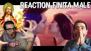 Sofì e Luì - Princesa • REACTION FINITA MALE!!! w/ Blur [PARODIA ME CONTRO TE]