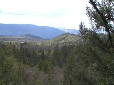 The Kalmiopsis Mountains