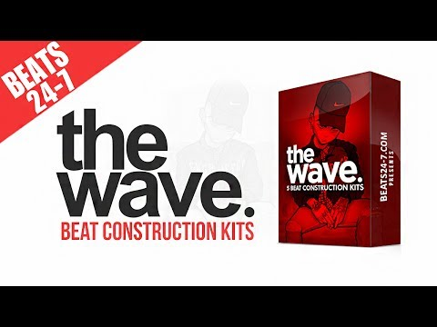 Beat Construction Kits (Hip Hop x Trap Soul) - The Wave