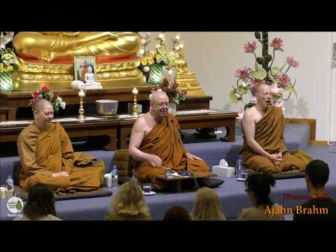 Dhamma Talk | Ajahn Brahm | 12 January 2018