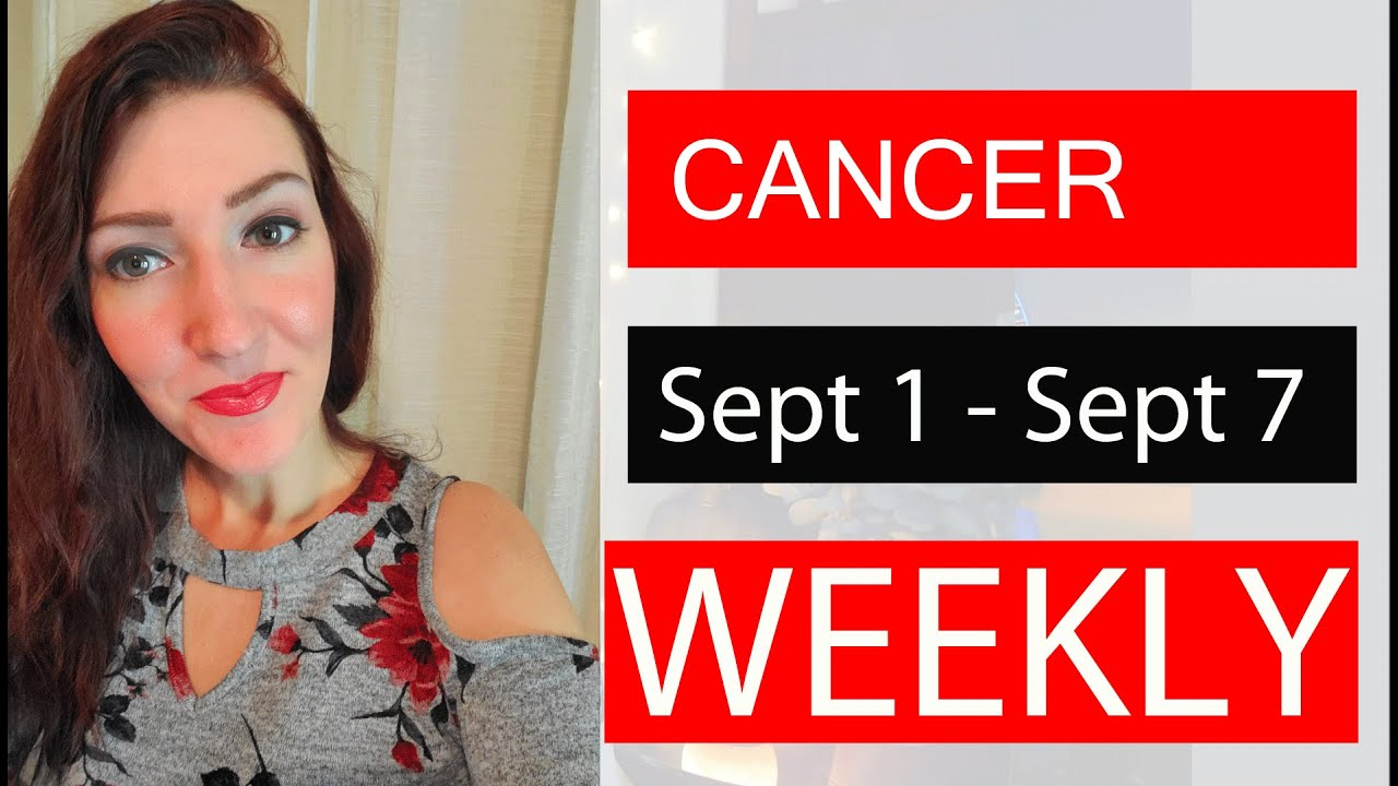 Cancer Weekly Love