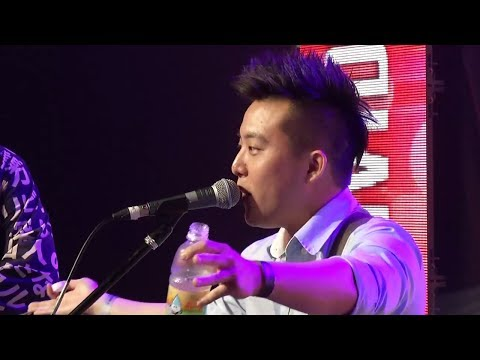 David Choi @ YouTube FanFest with HP Singapore 2014
