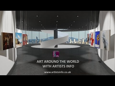 Art Around The World With Artists Info
