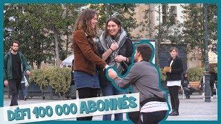 """""""Veux-tu m'épouser ?"""" - Défi Prank - Les Inachevés"""