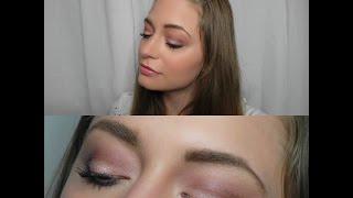 Нежный/романтичный дневной макияж на день Валентина: видео-урок