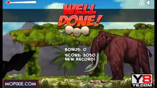 Smilodon Rampage (Day 6-7) | Games for kids/Gameplay/Walkthrough