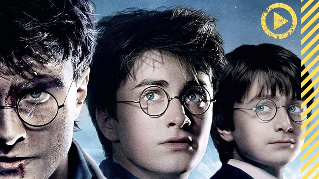 How J.K. Rowling & Daniel Radcliffe Created Harry Potter