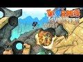 Let's Play Worms RevMP #011 Schaf Syncronturmspringen [German; HD]