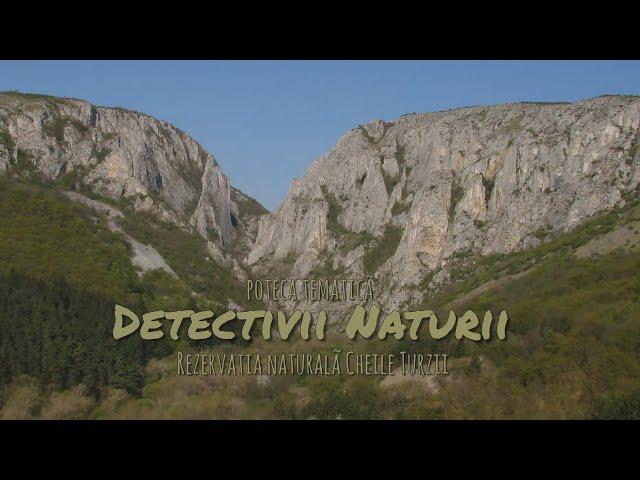 Detectivii naturii in Cheile Turzii