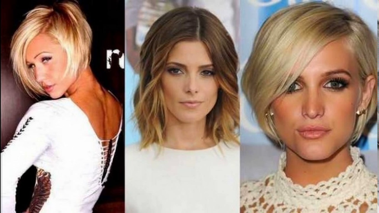 Different Types Of Short Haircuts For Girls Youtube