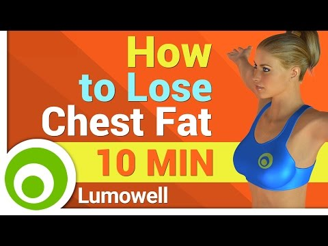 how-to-lose-chest-fat-for-women