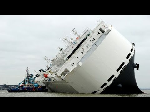 MAIB - The Hoegh Osaka salvage