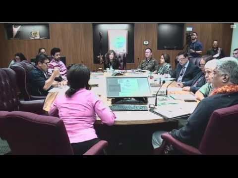 OHA Board Meeting 1-24-17 Part 1
