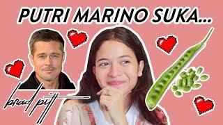 Download Video Putri Marino| Makanan Favorit sampai Produk Makeup Wajib Punya! MP3 3GP MP4