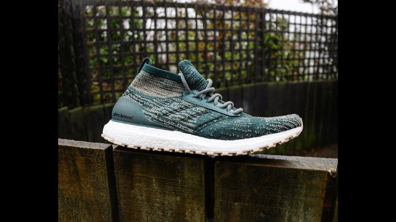 f81e8e00f3862 Adidas UltraBoost All Terrain LTD  Sneaker Review - YouTube