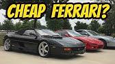 I Bought the Cheapest Ferrari F355 in the USA **BROKEN**