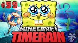 SPONGEBOB HILFT UNS?! - Minecraft Timerain #059 [Deutsch/HD]