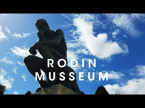 The Rodin Museum in Paris and Isabella's Kitchen