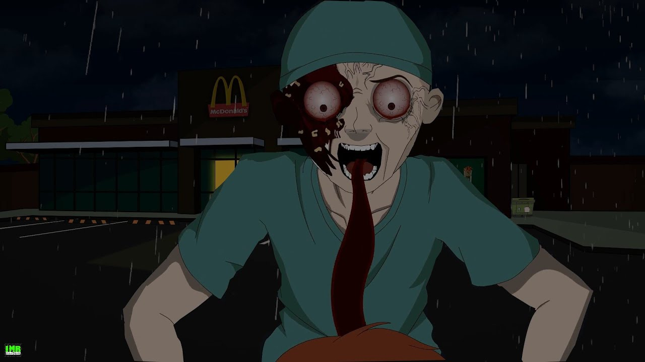 4 McDonald's  Horror Stories Animated