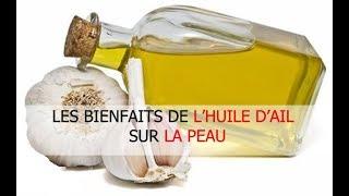 Les bienfaits de l'huile d'ail sur la peau