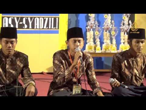 Ahlal Anghom - Festival Banjari PPSQ Asy-Syadzili 2017