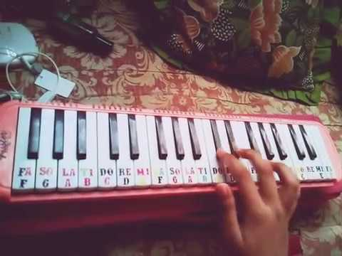 BTS Butterfly (melodica cover)❤🎹🎹🎵🎵