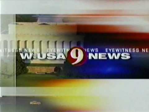 2004 WUSA Eyewitness News 5PM Open