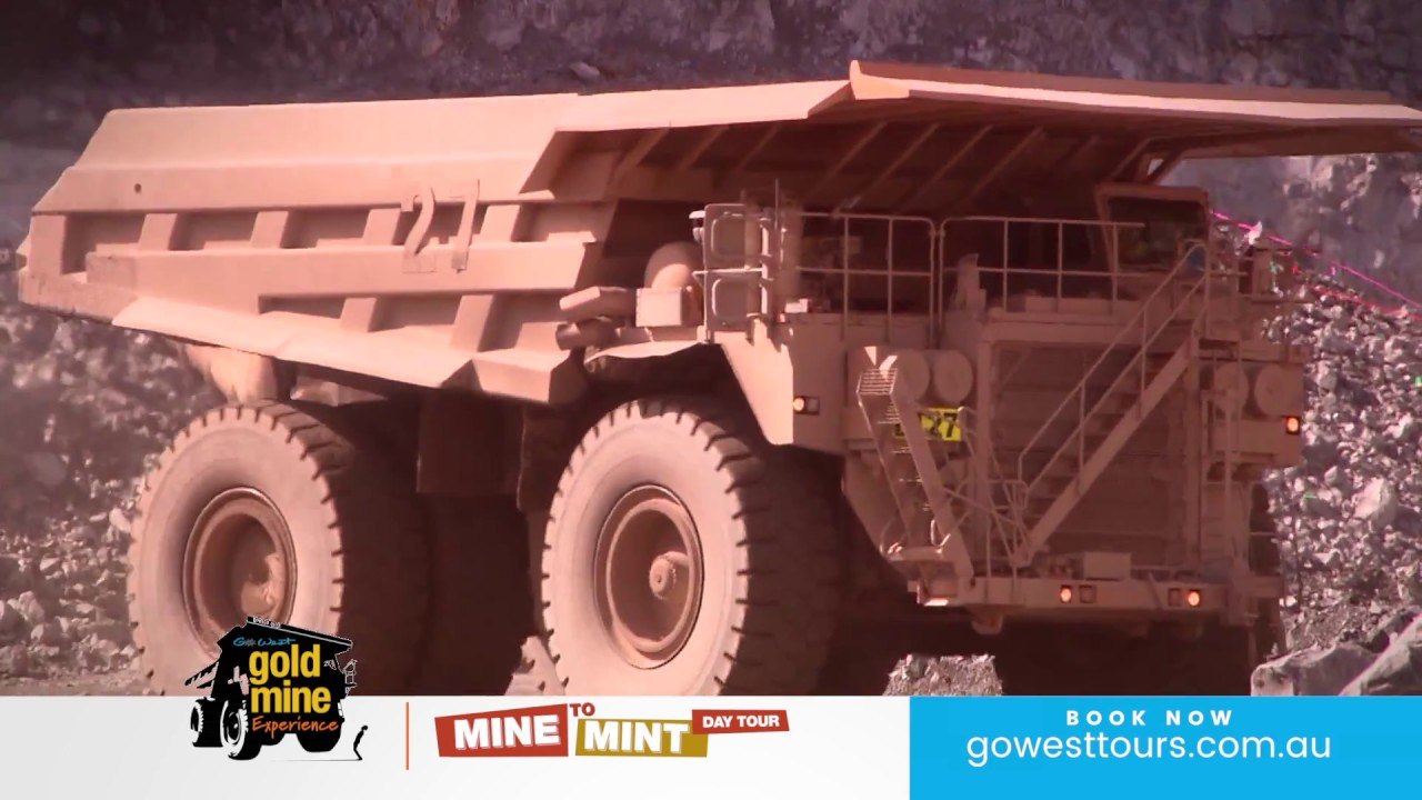 Mine to Mint - Day Tour | The Perth Mint