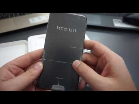HTC U11 - Unboxing si Prime Impresii!
