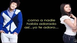 Yo te adoro - Omar Alfanno (original y completo) (lyrics and video)