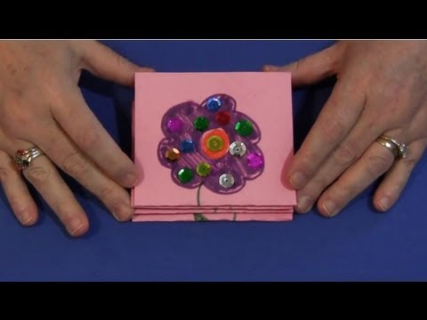 Easy To Make Mother's Day Card - YouTube