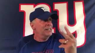 MYBookie.ag Presents The NY Giants Post-Game Locker Room with Vic Dibitetto: The Home Opener