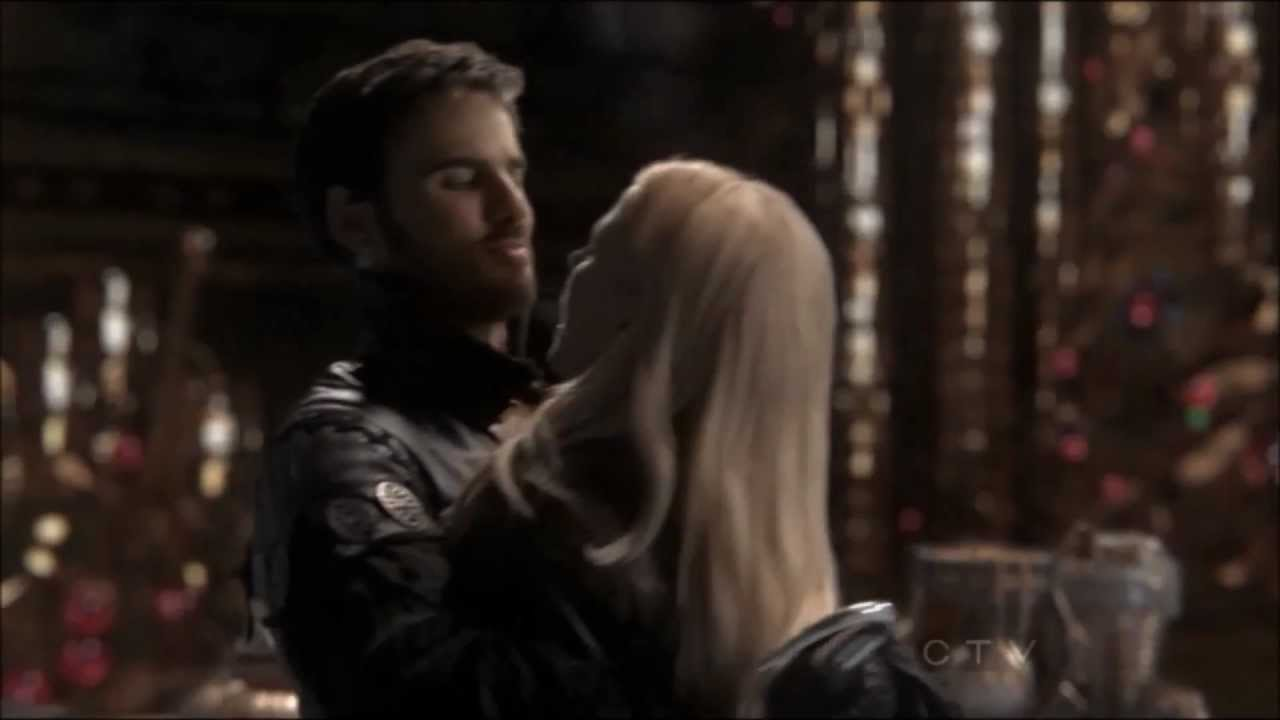 Emma Time Kiss Hook Upon Once And