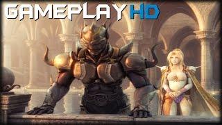 Final Fantasy IV Gameplay (PC HD)