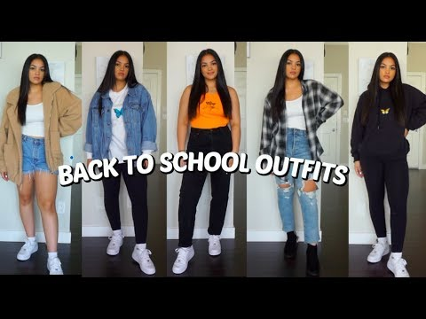 BACK TO SCHOOL OUTFIT IDEAS 8
