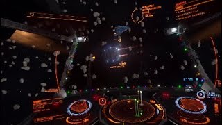 Elite Dangerous Gameplay Part 10 420 Extraction With The Feds