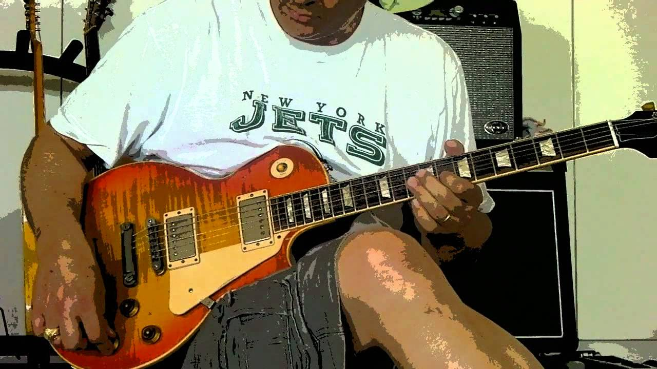 maxresdefault gibson les paul bill nash test youtube Guitar Wiring Diagram Two Humbuckers at alyssarenee.co