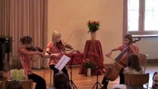 Trio Perla - Allegretto moderato - Tschaikowsky