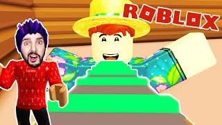 Roblox: HOLIDAYS! KAAN CAUGHT IN THE HOLIDAY CAMP! Escape The Summer Camp Obby